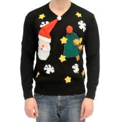 Stars and Santa (Custom)